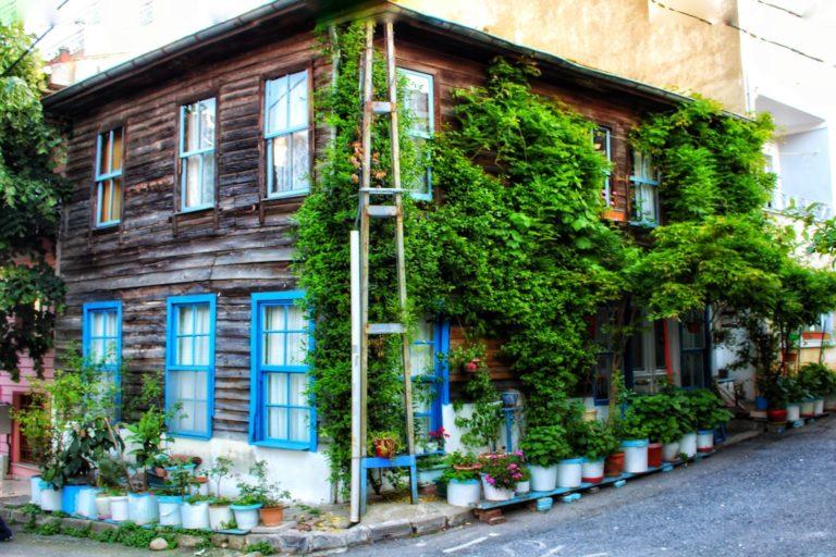 Eski evler tarihi