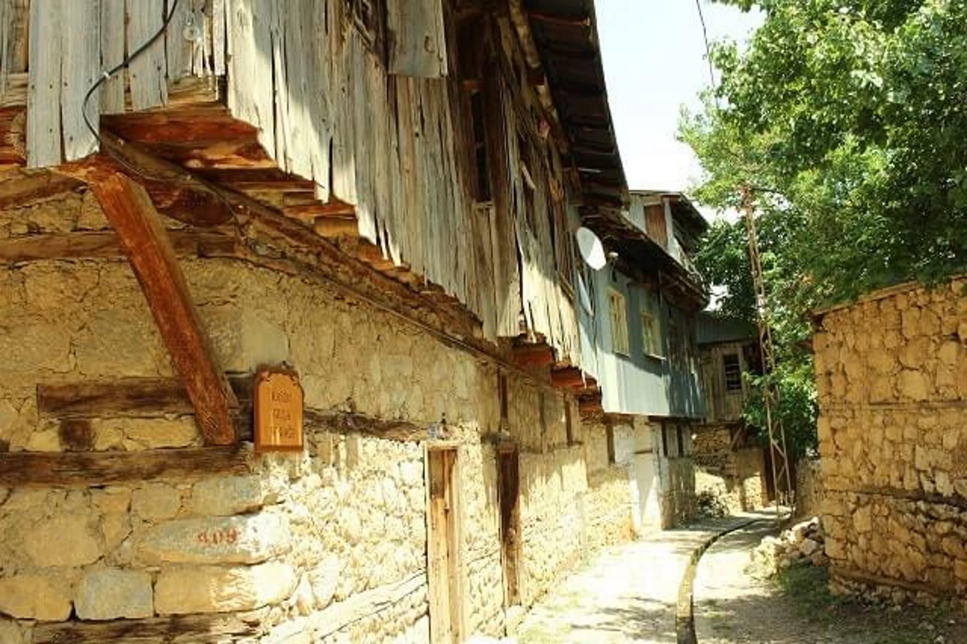 Kemaliye köyleri