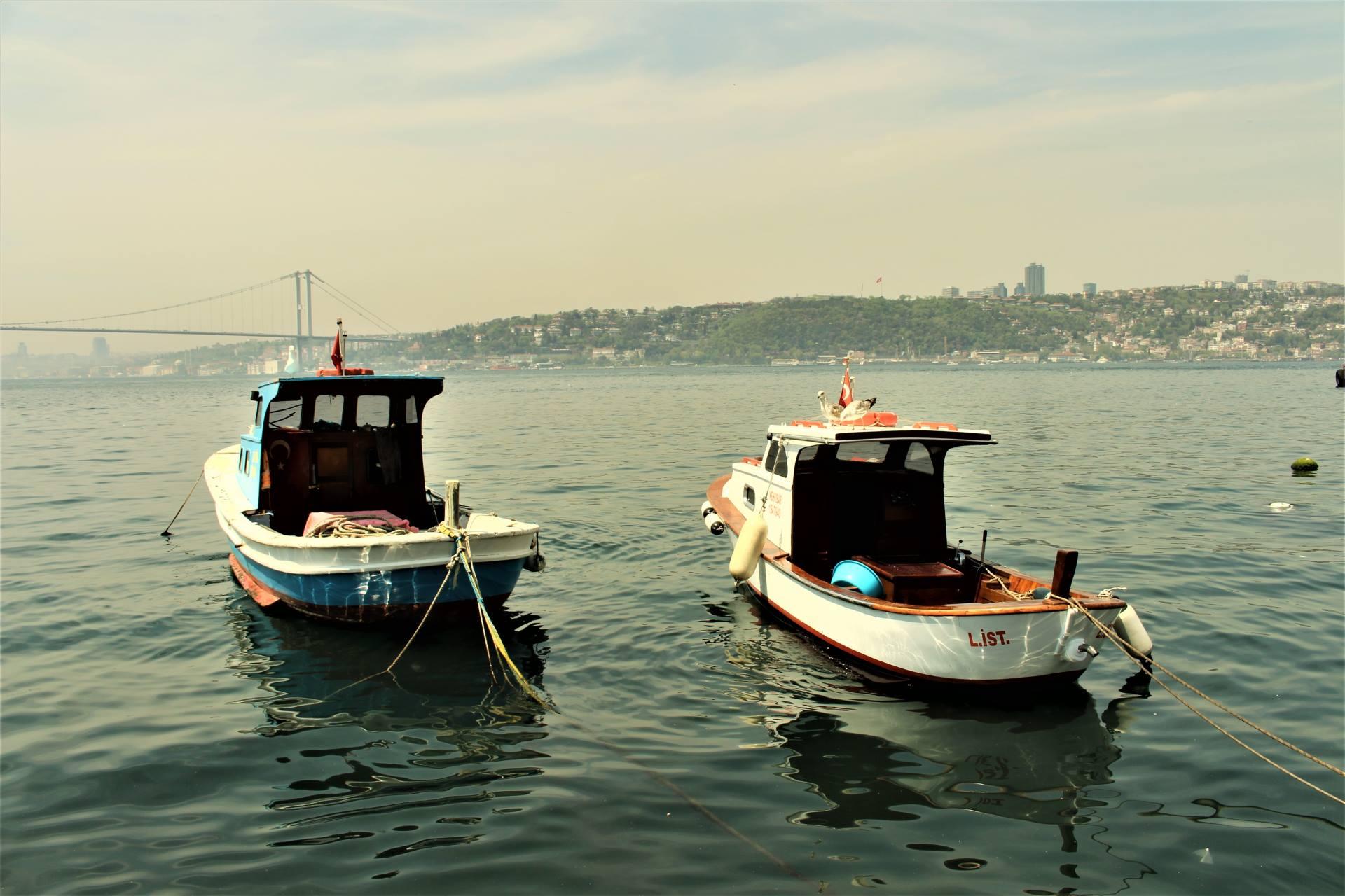 Çengelköy'de Çınaraltı Keyfi