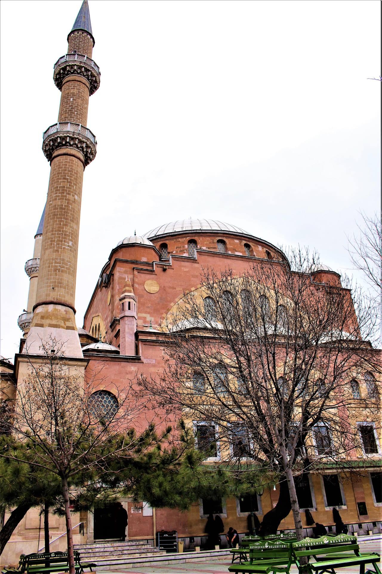 Eskişehir tarihi camileri