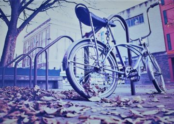 İki tekerlekli bisiklet