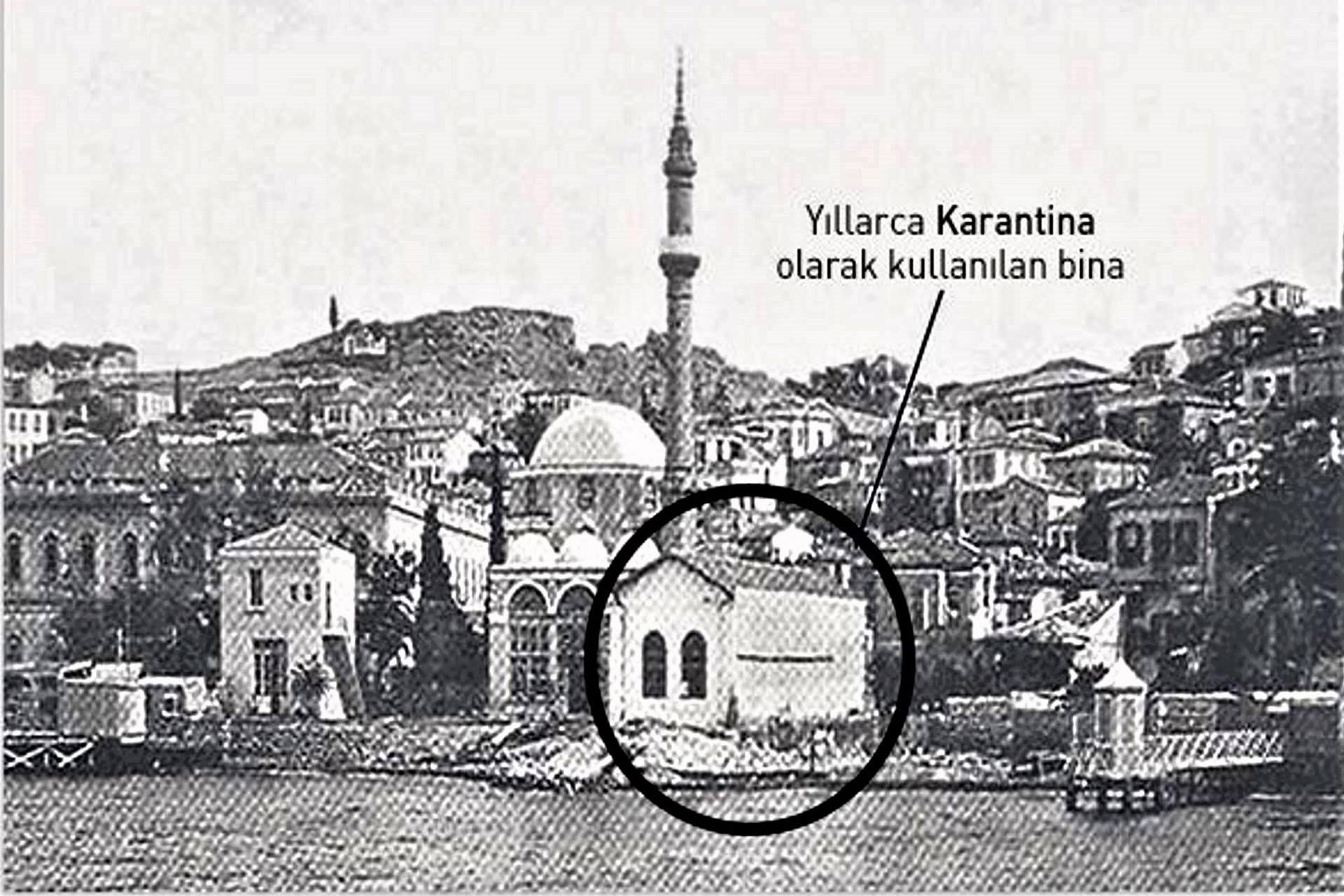 İzmir Karantina semti