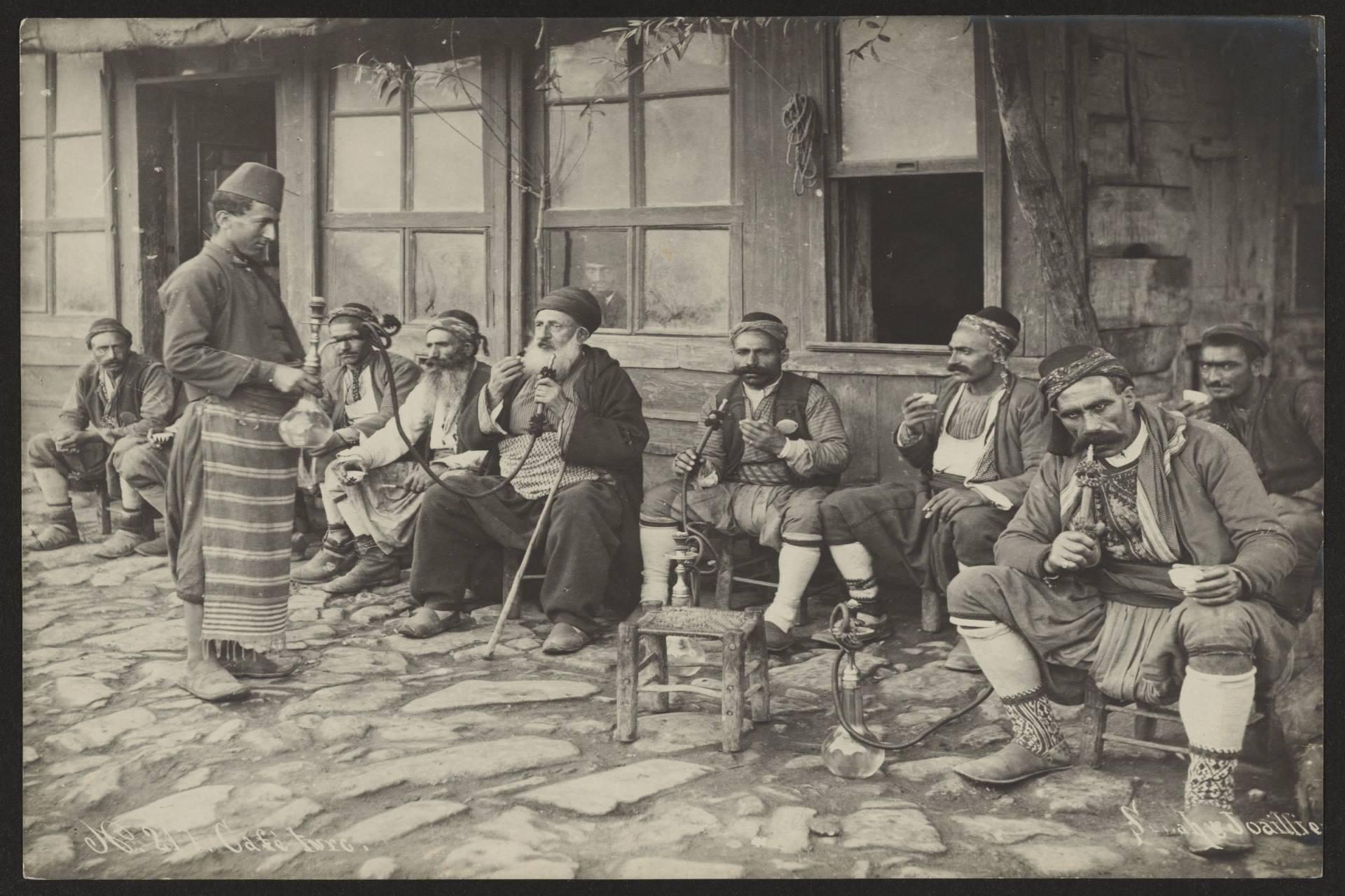 Osmanlı da kahve kültürü